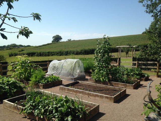 Sustainable barn
