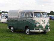 VW Crew cab